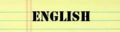 english icon